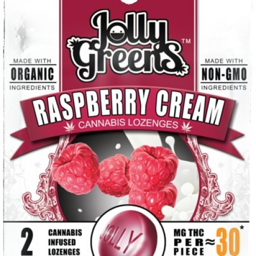 Raspberry Cream Extra Strength Logo