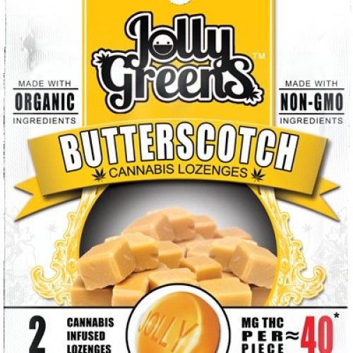 Butterscotch Super Strength Logo