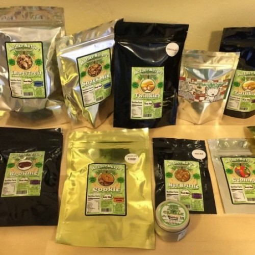 CBD Enriched Wellness Dog Biscuits - 1 Week  Logo