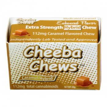 Caramel Chew - Hybrid - Candy - Cheeba Chews