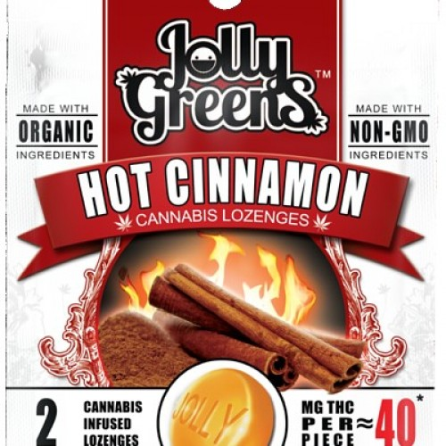 Hot Cinnamon Super Strength Logo