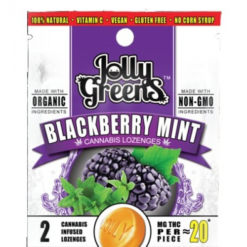 Blackberry Mint Logo
