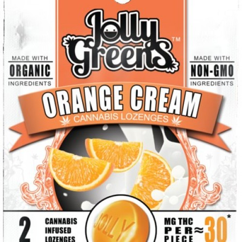 Orange Cream Extra Strength Logo