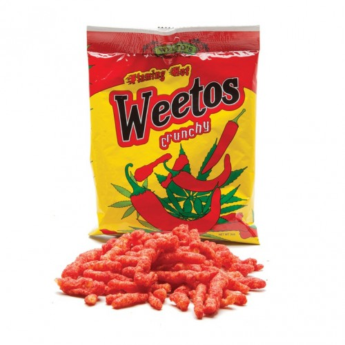 Weetos Flaming Hot, 150mg Logo