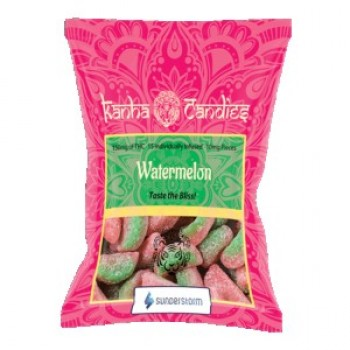 Kanha Candies - 150mg Watermelon Slices