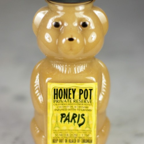 Honey 10oz - Paris Kush Logo