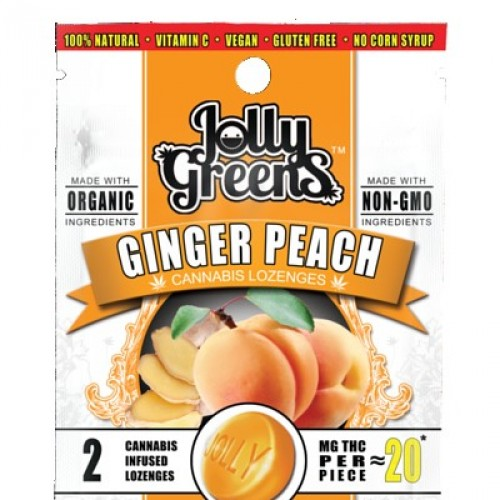 Ginger Peach Logo