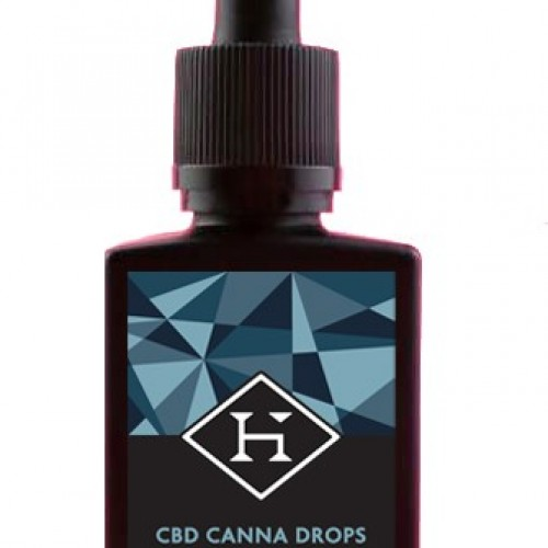 CBD Canna Drops Whole Plant Extract - 100mg