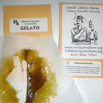 Gelato #45 Wax - Uncle John's Farm