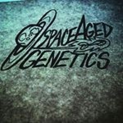 Spaceaged Genetics Logo