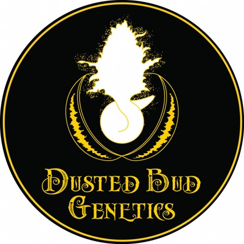 Dusted Bud Genetics Logo